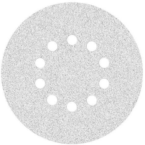 MioTools Klett-Schleifscheiben, Korund mit Stearat, Ø 225 mm, K40–400