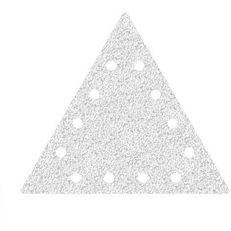 MioTools Klett-Schleifscheiben, Korund mit Stearat, 290 x 250 mm, K40–400