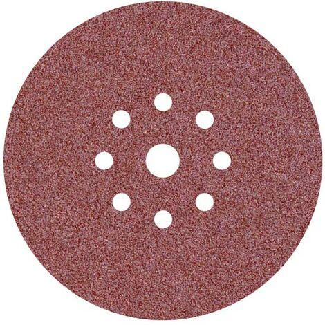 25 MioTools Klett-Schleifscheiben Exzenterschleifer 150 mm 6-Loch K24-36