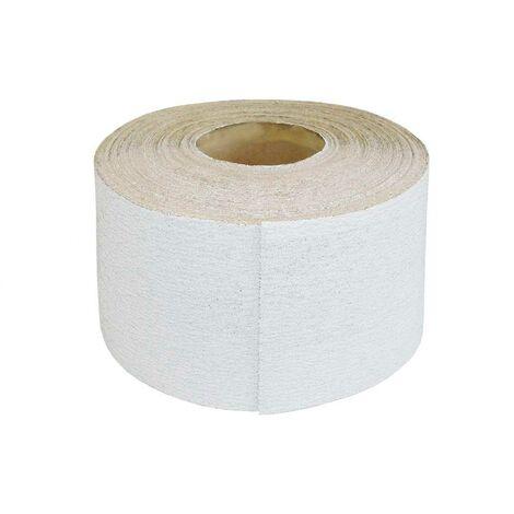 MioTools Schleifpapierrolle, Korund mit Stearat, 115 mm x 50 m, K40–400