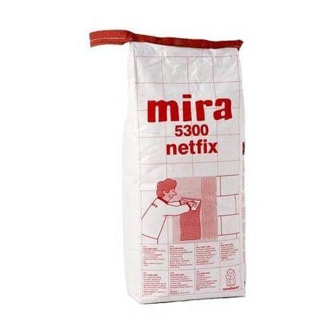 MIRA 5300 NETFIX mortier colle imperméabilisant pour réalisation de toute étancheité