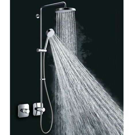 Mira Adept BRD Thermostatic Mixer Shower