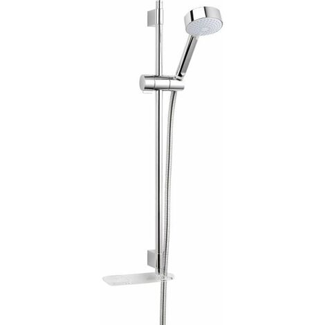 Mira Beat Shower Fittings Kit + 1.75m Hose - Chrome