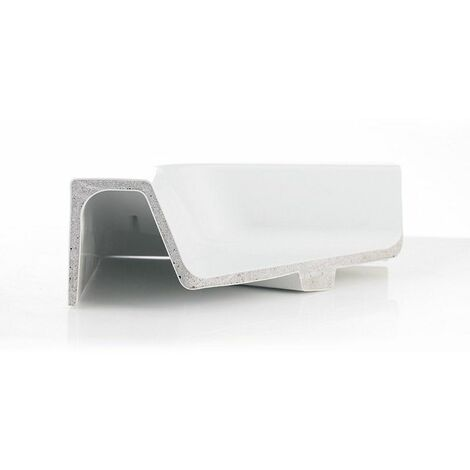 Mira Flight Low Profile Quadrant Shower Tray - 800mm with Waste