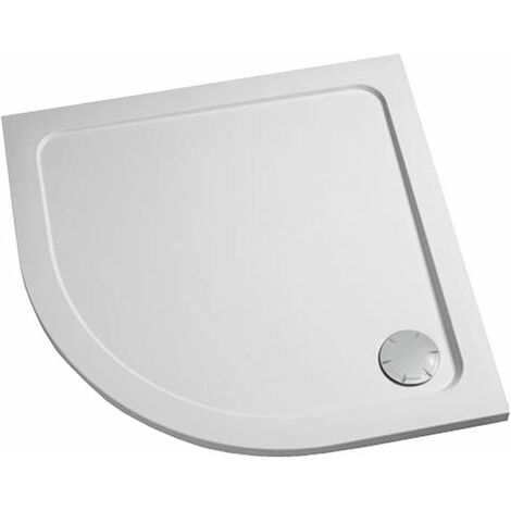 Mira Flight Low Quadrant Flat Top Shower Tray
