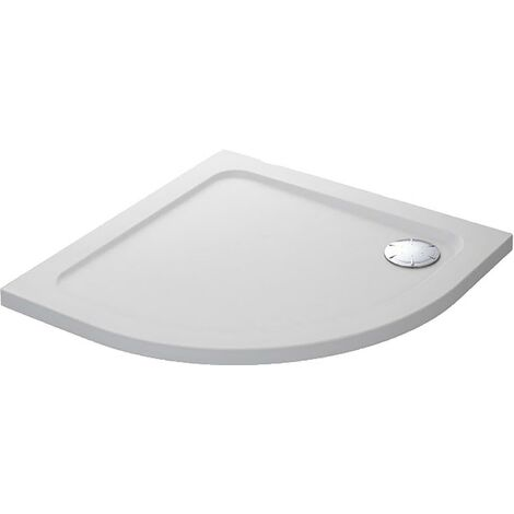 Mira Flight Safe Quadrant Flat Top Shower Tray