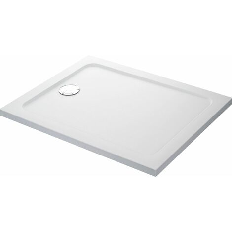 Mira Flight Safe Rectangular Flat Top Shower Tray