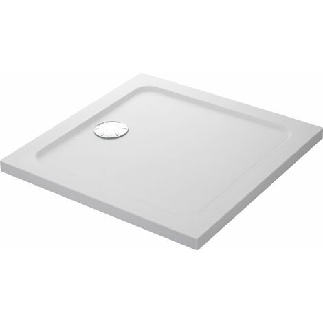 Mira Flight Safe Square Flat Top Shower Tray