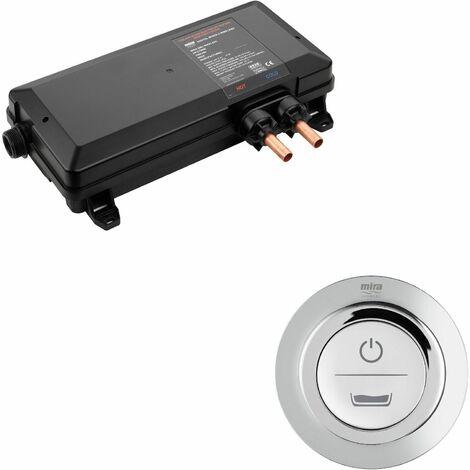 Mira Mode Bath Filler Valve & Controller - Pumped - 1.1874.018