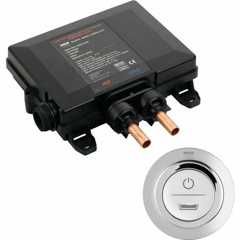 Mira Mode Bath Filler Valve & Digital Controller HP Combi