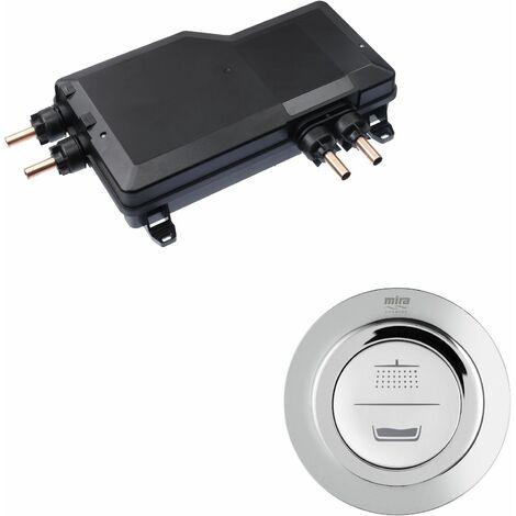 Mira Mode Dual Bath/Shower Valve & Controller Pumped 1.1874.020