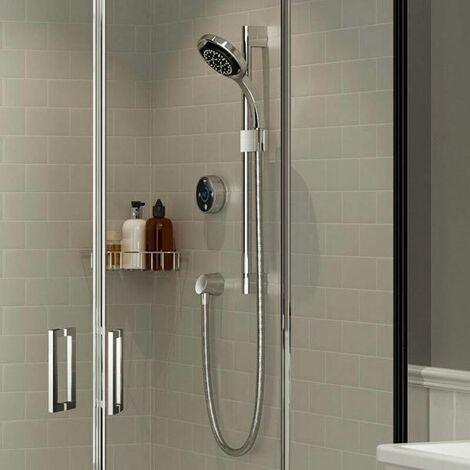 Mira Platinum Concealed Thermostatic Digital Shower High Pressure