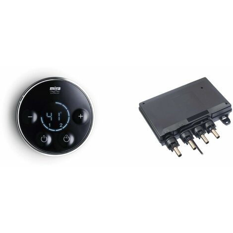 Mira Platinum Valve Wireless Dual Controller Only High Pressure/Combi Boiler