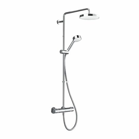 Mira Relate ERD Mixer Shower Thermostatic Fixed Head & Handset Chrome 2.1878.002