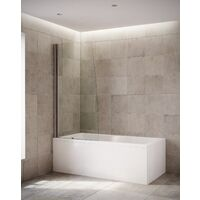 Mira Sail Shower Screen - 800mm Width (1.1863.066)