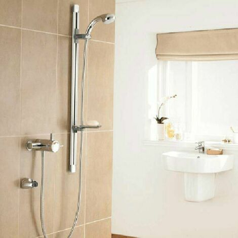 Mira Select Flex Thermostatic Mixer Shower Chrome