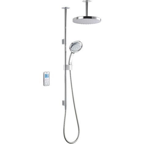 Mira Vision Digital Thermostatic Mixer Shower Concealed Pumped