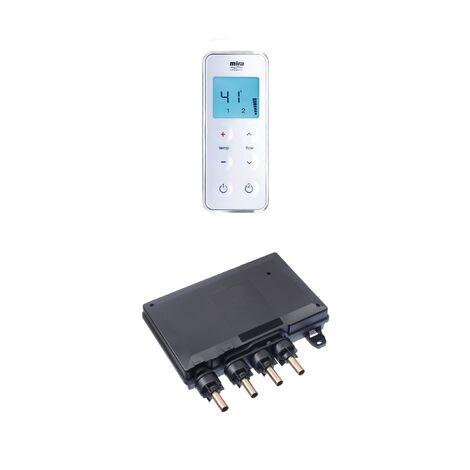 Mira Vision Dual Valve & Controller High Pressure Combi Boiler