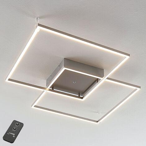Mirac - Lámpara LED de techo muy luminosa