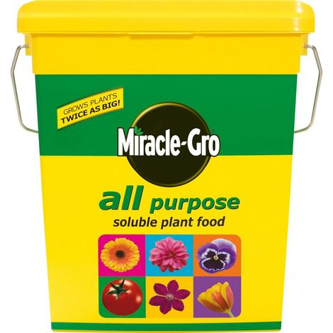 Miracle-Gro All Purpose Soluble Plant Food Feed Tub - 2 kg