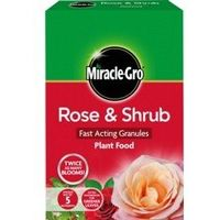 Miracle-Gro Rose & Shrub Fast Acting Granules 3kg