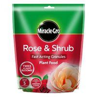 Miracle Gro Rose & Shrub Fast Acting Granules 750ml