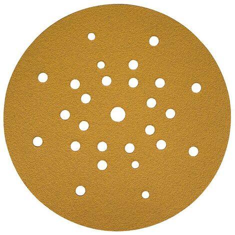 Mirka Abrasif GOLD 225mm, Grip 27T, grain 60, 25/unité - 2364802560
