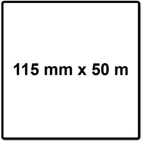 Mirka BASECUT Rouleau de papier abrasif 115 mm x 50 m, P100 ( 2251100110N )