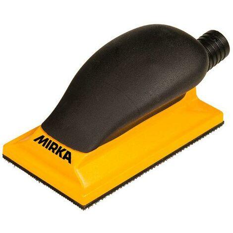 Mirka Cale aspirante 70x125mm grip 13 trous jaune - 8391400111