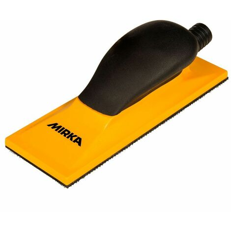 Mirka Cale aspirante 70x198mm grip 22 trous jaune - 8391500111
