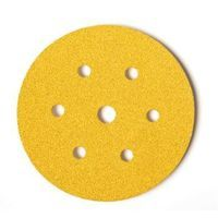 Mirka Gold Grip Abrasive Discs 150mm 6+1 hole (choose grade)