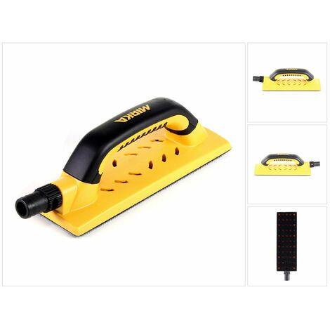 Mirka Handy Handblock 80x230mm 55L staubfrei Grip mit Absaugung ( 8391200111 )