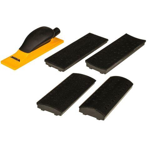 Mirka Kit cale aspirante 4 en 1 70x198mm grip 40T jaune - 8391520111