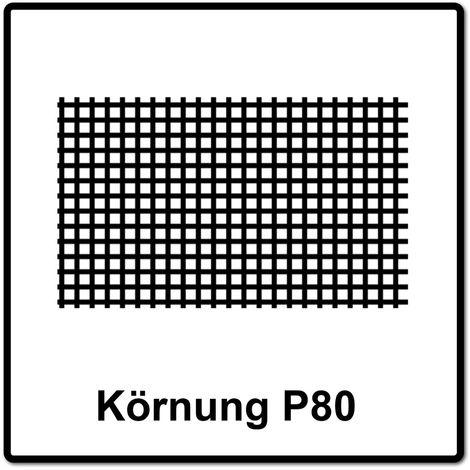 Mirka Mirox Schleifpapier Rolle 115mmx50m P80 Schleifrolle ( 1651100180 )