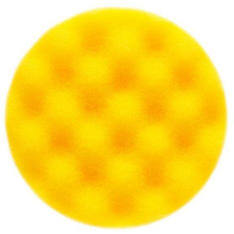 Mirka Mousse 85x25mm jaune avec alvéoles, 2/unité - 7993408521