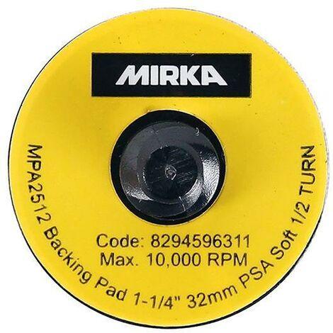 Mirka Plateau Quick Lock 32mm PSA Soft, 10/unité - 8294596311