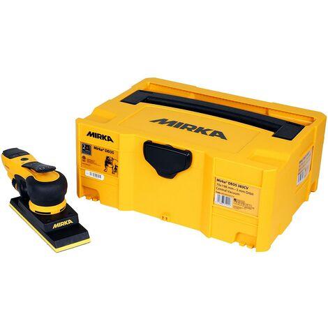 Mirka Ponceuse rectangulaire électrique DEOS 383CV 70x198mm CV 3,0 coffret - MID3830201CA