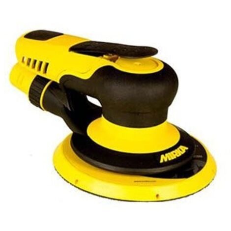 Mirka PROS625CV 150 mm Central Vacuum 2.5 mm Air Powered Random Orbital Sander