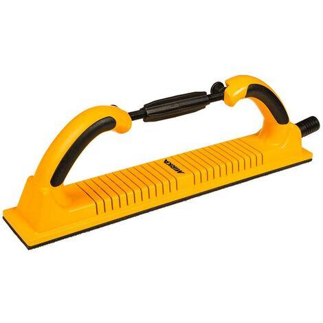 Mirka Rabot aspirant 70x400mm grip 53T flexible jaune - 8391150111