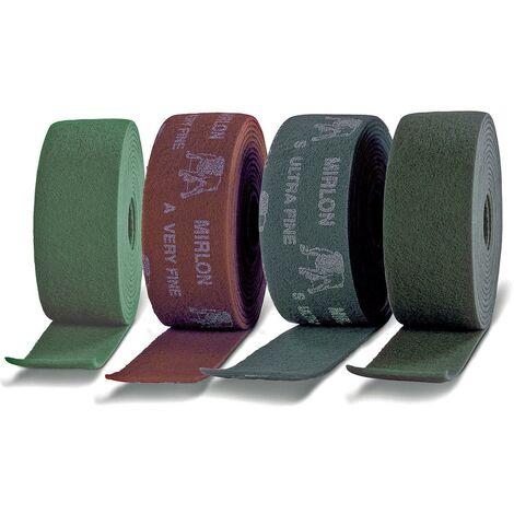 Mirka Rouleau de papier abrasif MIRLON 115mm x 10m, MF, grain 2000 - 805BY001953R