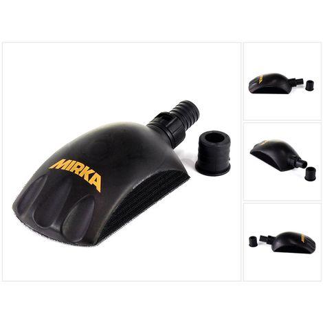 Mirka Roundy Handblock 150mm staubfrei Grip mit Absaugung ( 9190143011 )