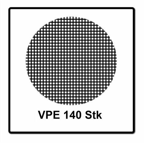 Mirka Schleif Solution Case Set for Deros + 40x Meules ABRANET 150mm + 100x Meules IRIDIUM 150mm (KIT1701WOMDE)