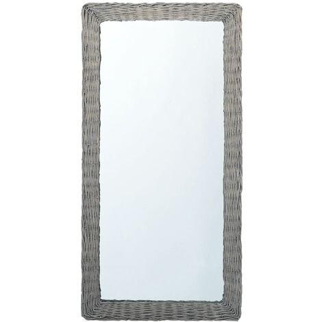 Miroir 120x60 cm Osier