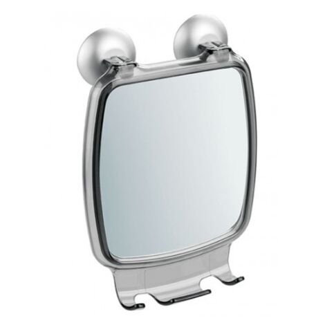 Miroir à ventouse avec 2 crochets ULTRA POWER LOCK