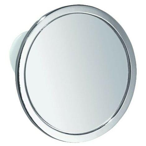 Miroir à ventouse chrome gia - IDesign - Interdesign
