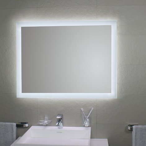 Miroir avec rétro-éclairage à LED Mate 4 120 x 60H - Koh-I-Noor L46027