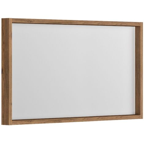 Miroir cadre 120 cm Bois SORENTO