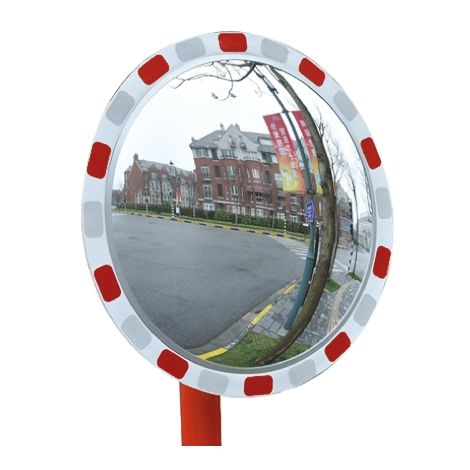 Miroir convexe, Circulaire, pour Intérieur