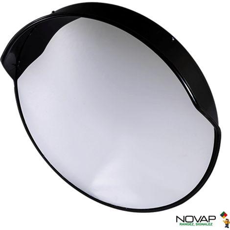 Miroir convexe de signalisation extérieur - Novap