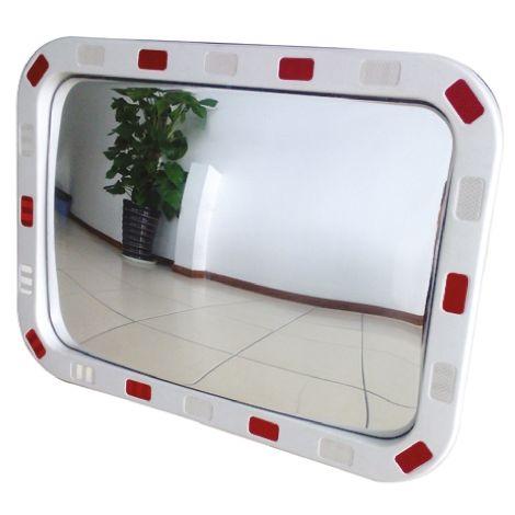 Miroir convexe, Rectangulaire, pour Intérieur